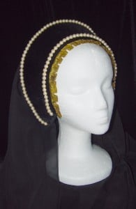 Anne Boleyn French Hood