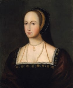 Anne Boleyn - English School