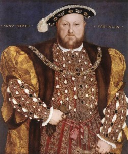 Was Henry VIII responsible for George and Anne's fall?