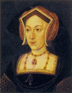 Anne Boleyn - The Nidd Hall Portrait