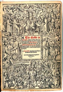 The Great Bible (Henry's Bible)