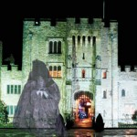 Halloween at Hever Castle