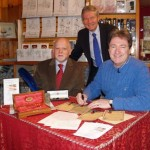Alan Titchmarsh Launches Limited Edition Mary Rose Pens for Museum Campaign