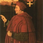29 November 1530 – Cardinal Wolsey cheats the axeman