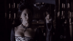 Anne Boleyn Ghost