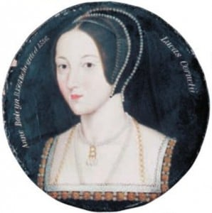 Anne Boleyn by Cornelli