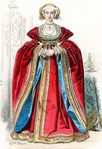 Anne of Cleves engraving