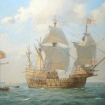 19 July 1545 – The Sinking of the Mary Rose