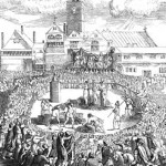 16 July 1546 – Anne Askew Burned at the Stake