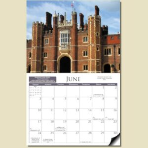 Tudor Places Calendar