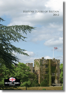 History Tours of Britain brochure