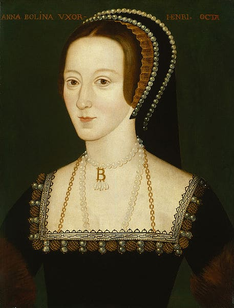 Anne Boleyn NPG portrait