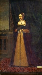 Margaret Tudor, Queen of Scotland