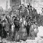 4th October 1536 - The Lincolnshire Rising and Trouble at Horncastle