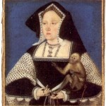 Catherine of Aragon tells Henry VIII to quit his evil life
