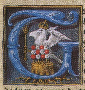 Anne Boleyn's Falcon badge