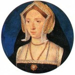 Anne Boleyn miniature