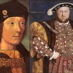 Henry VII and Henry VIII – The Birth of One and the Death of the Other