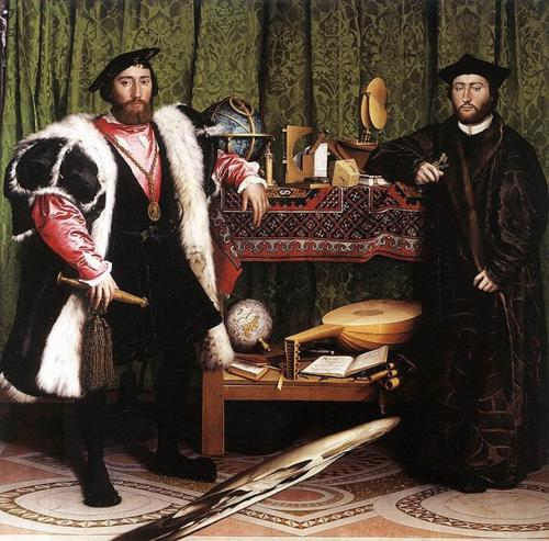 Holbein's The Ambassadors