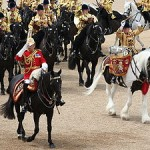 Trooping the Colour – The Queen's Official Birthday