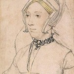 Katherine Brandon, Duchess of Suffolk, by Hans Holbein the Younger