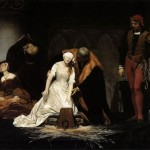 12 February 1554 – Lady Jane Grey and Lord Guildford Dudley are executed