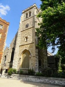 St Mary's Church, Lambeth - Photo by Linda Saether