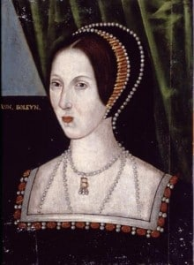 Anne Boleyn Dulwich Picture Gallery before 1620