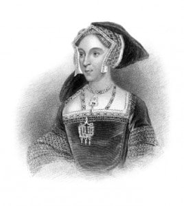 Jane Seymour Engraving