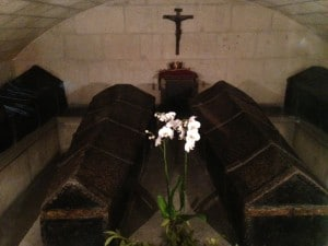 Coffins of Isabel and Ferdinand