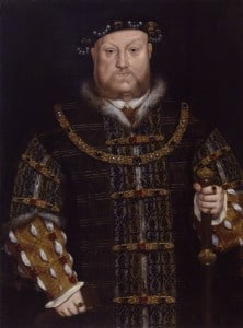 NPG 496; King Henry VIII after Unknown artist