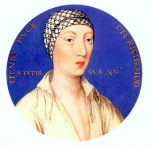 Henry Fitzroy, Duke of Richmond and Somerset