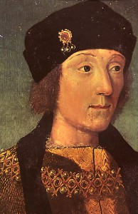 The victor: Henry VII