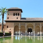 My Visit to the Alhambra in Granada, Spain