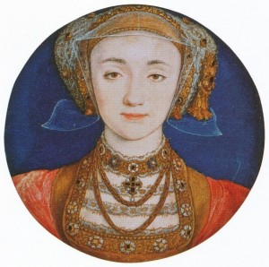Anne of Cleves miniature