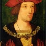 20 September 1486 - Birth of Arthur, Prince of Wales