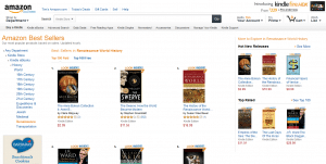 No 1 Amazon Best Sellers_ best Renaissance World History - 2013-09-26_07.20.32