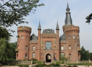 Moyland Castle, near Cleves