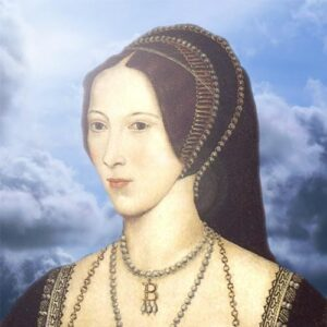 Angelic Anne Boleyn