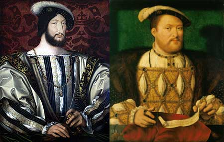 Francis I and Henry VIII