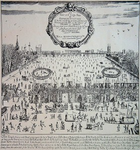 The Frost Fair of 1683