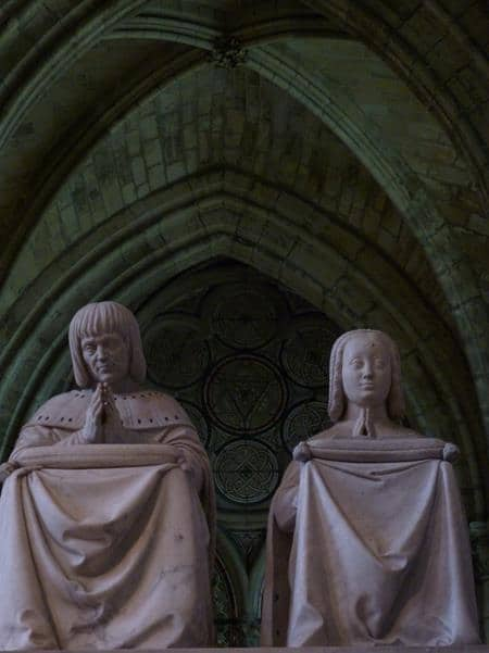 Anne of Brittany and Louis XII