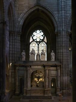 Mausoleum of Francis I and Claude of France