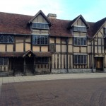 I'm Back with a Few Photos of Stratford-upon-Avon