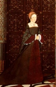 Mary I from the Family of Henry VIII