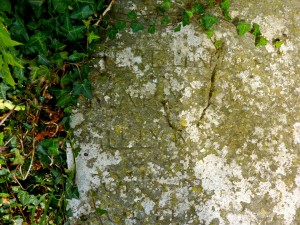 The Tomb Slab, copyright Paudie Kennelly