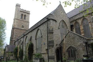 The Garden Museum (formerly St Mary's Church)