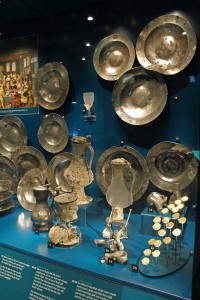 Pewter from The Mary Rose