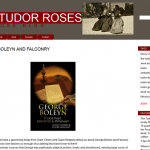 George Boleyn Virtual Book Tour and Giveaway - Day 10