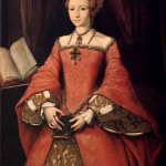 31 July 1544 - 10-year-old Elizabeth writes to her beloved stepmother